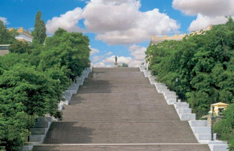 Знамениті одеські Потьомкінскі сходи та Дюк можуть змінити свого власника