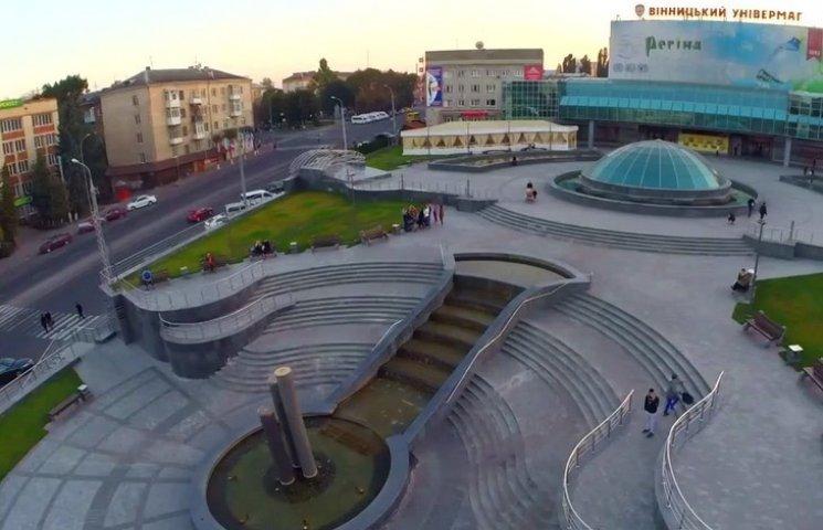 Якою буде площа Гагаріна після реконструкції