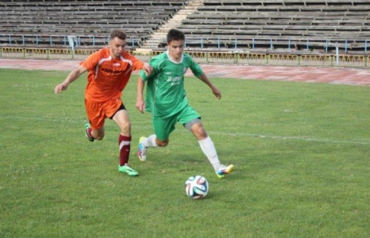 Вінницькі АТОвці позмагаються у футбольних баталіях