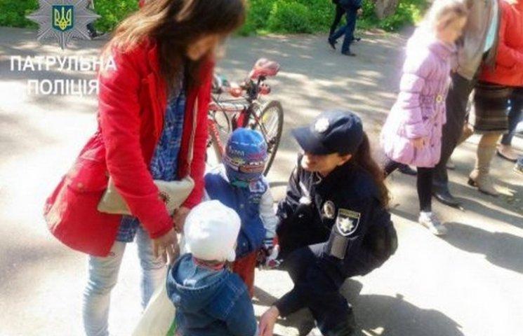"""""""Зелений"""" велопробіг у Хмельницькому почався зі зникнення дитини"""