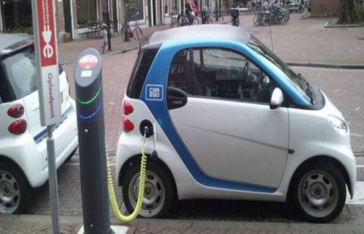 В Україні купують щодня в середньому по 2 електромобілі