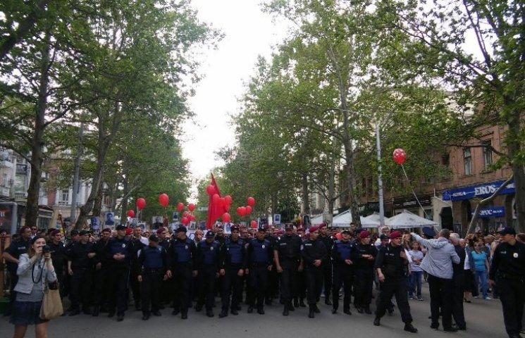 """У миколаївській поліції відзвітували, що запобігли ескалації """"суперечок"""" на 9 травня"""