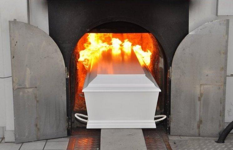 Вінничани не хочуть, щоб їх спалювали після смерті