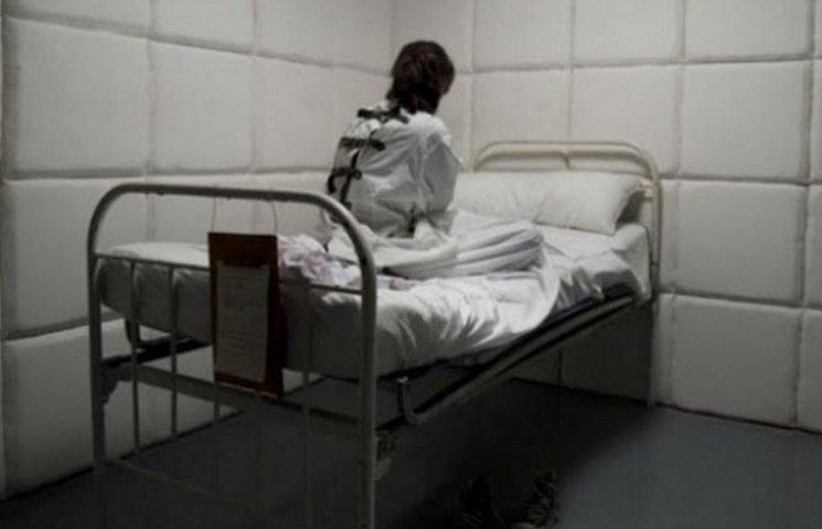Чиновники порахували, що 30% госпіталізованих вінничан мають бути психічнохворими