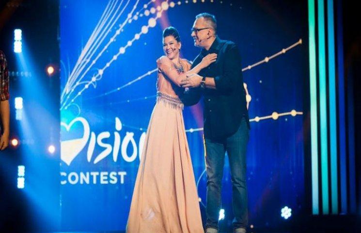 Евровидение-2016: Руслана обнародовала провокацию пранкеров
