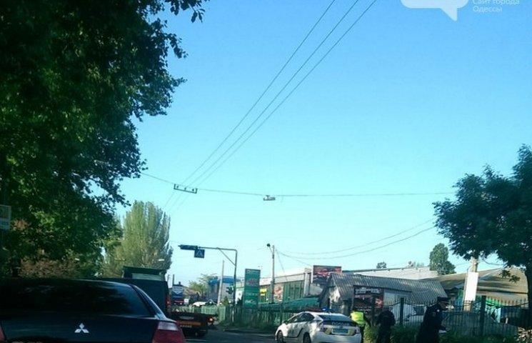 Страшна ДТП сталася в Одесі