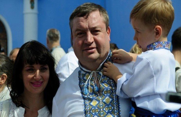 """""""Свободівця"""" з Хмельниччини Сабія допитали в ГПУ"""