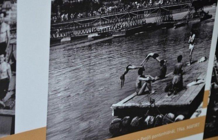 """У Чернівцях відкриється фотовиставка """"Мости. Епохи. Будапешт"""""""