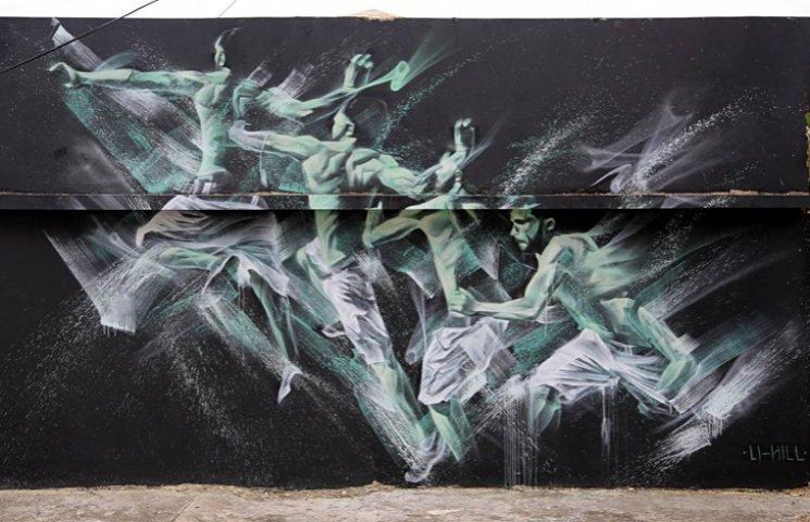 Стрит-артисты всего мира распишут стены Киева и других городов Украины