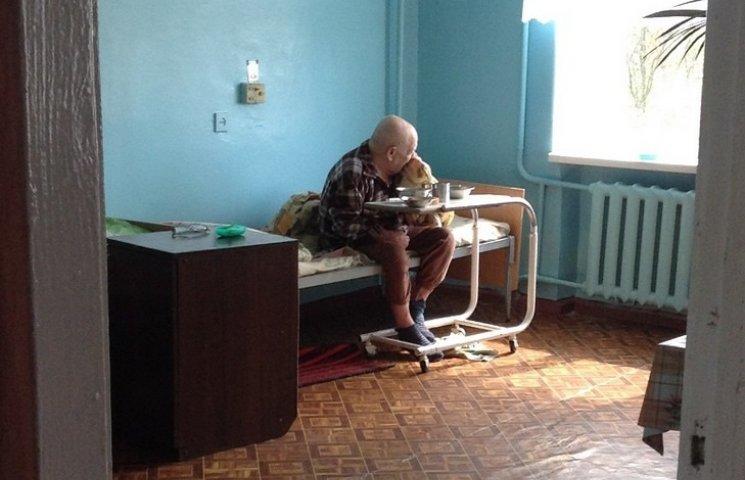 Які жахіття виявив моніторинг Лутковської у вінницькому будинку престарілих