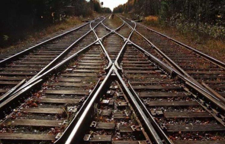 На Одещині потяг насмерть збив людину