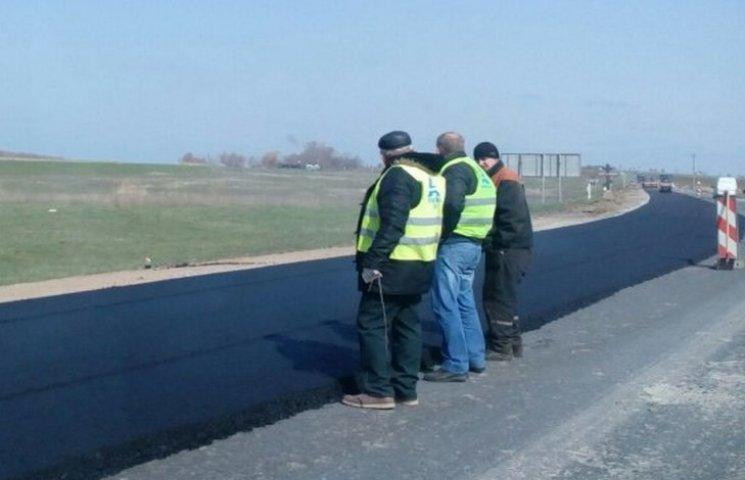"""Уряд виділив на ремонт траси """"Одеса-Рені"""" 134 млн грн"""