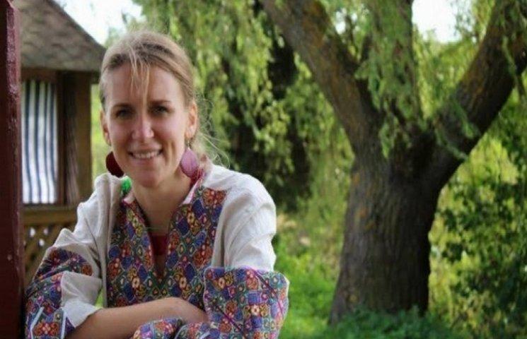 Волонтер з Рівного стала заступником Саакашвілі