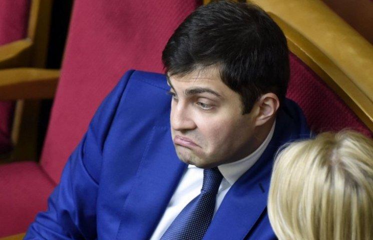 Луценко не збирається повертати Сакварелідзе до лав прокуратури