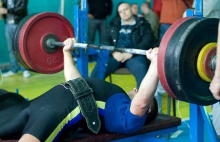 В Одесі відбудеться Відкритий чемпіонат України з пауерліфтингу, жиму лежачи і становій тязі