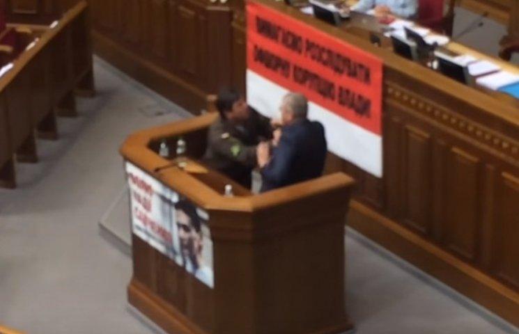 "Тимошенко устроил в Раде разборки с ""предателем"" Вилкулом"