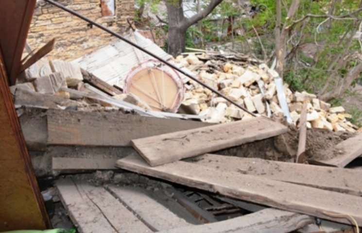 У Труханова частково звинуватили мешканців будинку, який обвалився