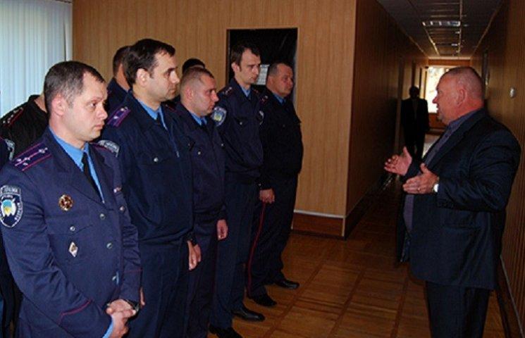 У Миколаєві стартувала переатестація поліцейських охорони