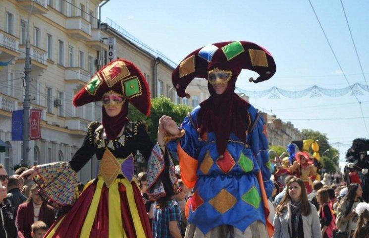 Всі заходи та атракції до Дня Європи у Вінниці