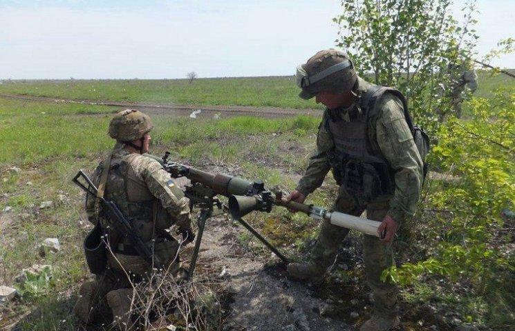 Миколаївські десантники провели навчальні стрільби