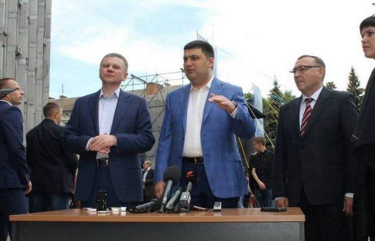 Гройсман розповів, коли в Україні будуть європейські дороги