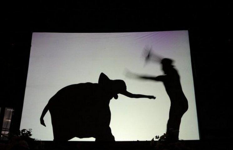 Всесвітньо відомий театр тіней зібрав у Вінниці аншлаг