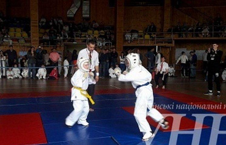 До Вінниці на чемпіонат з карате з