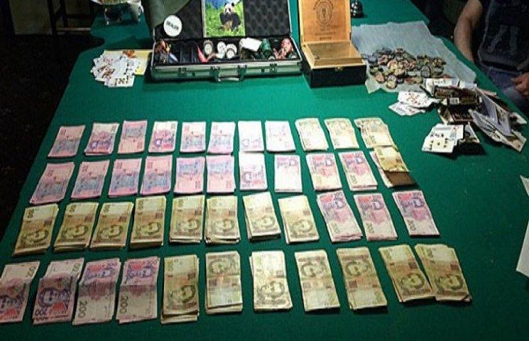 В Шепетівці закрили підпільне казино