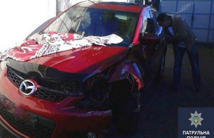 В Одесі знайдено автівку, яку викрали з Миколаєва