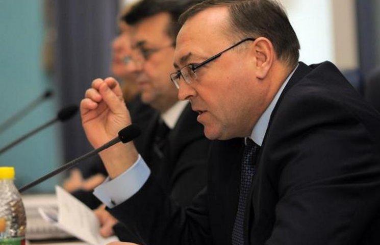 Голова Вінницької ОДА Коровій вийшов з партії Порошенка