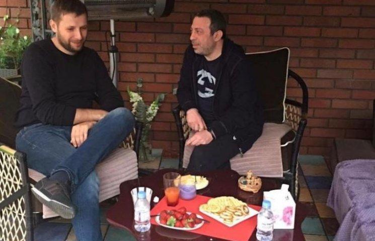 Парасюк завітав у Дніпропетровськ до арештованого Корбана