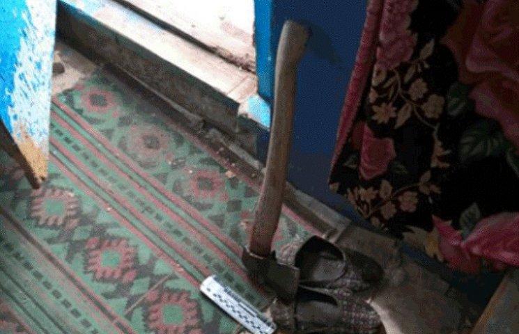 На Миколаївщині підліток холоднокровно вбив подружжя пенсіонерів