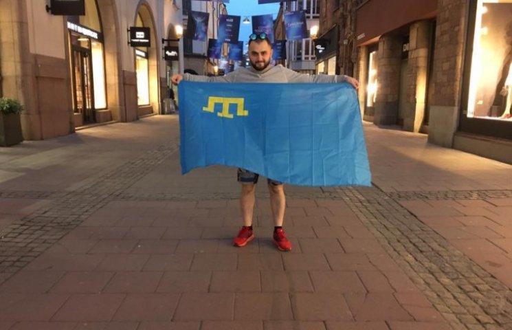 """Як кримські татари відстояли право махати своїм прапором під час """"Євробачення"""""""