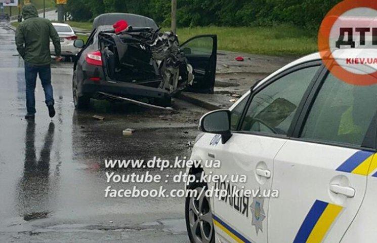 Геращенко підтвердив, що його водій потрапив у страшну ДТП