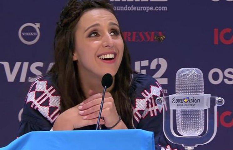 Джамала пояснила, чому Лазарєв посів третє місце на Євробаченні