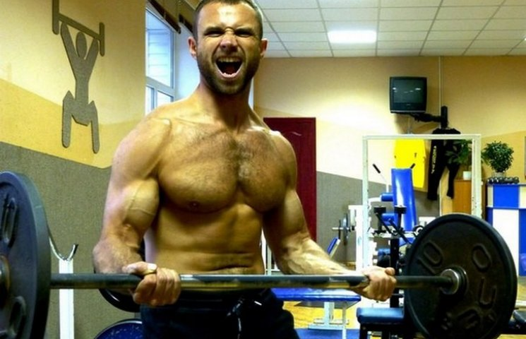 Фітнес-тренер Дмитро Глєбов: Якщо не здаватися, тіло винагородить досить скоро