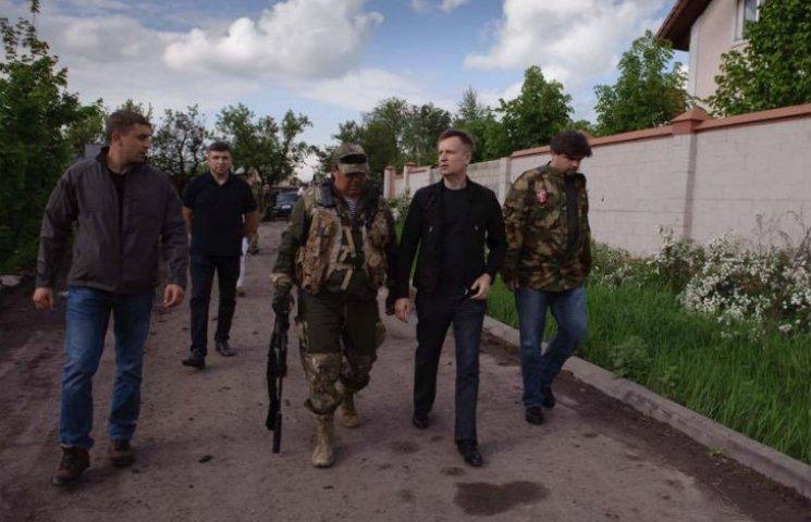 Наливайченко: Пока власть бездействует, мы реализуем наш План достоинства
