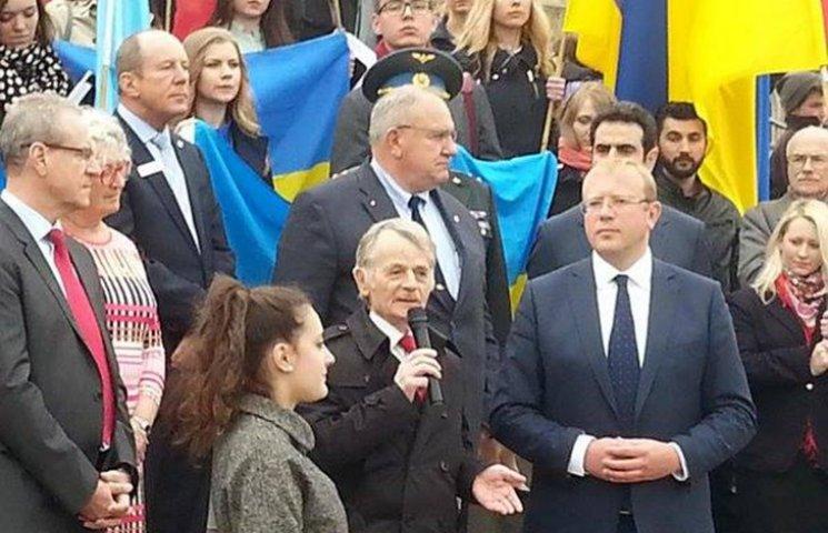 Джемилев: Надеюсь, когда-то годовщина депортации заменит День освобождения Крыма