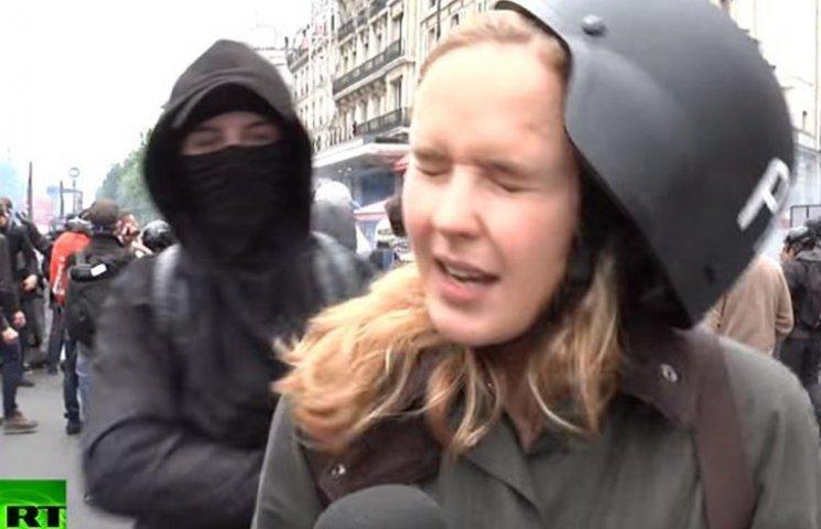 """Відео дня: Ляпас журналістці RussiaToday і """"клептократія"""" Порошенка"""