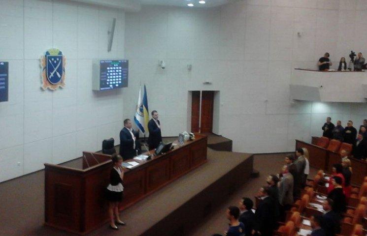 У Дніпропетровській міськраді зупинили сесію через ремонт вінчестера