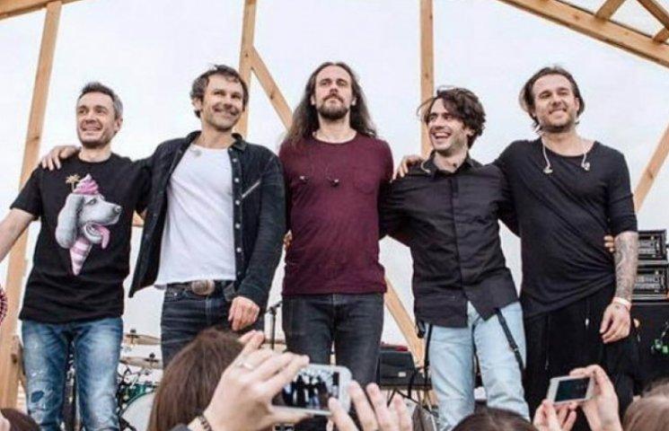 Одеське радіо транслюватиме новий альбом Океану Ельзи