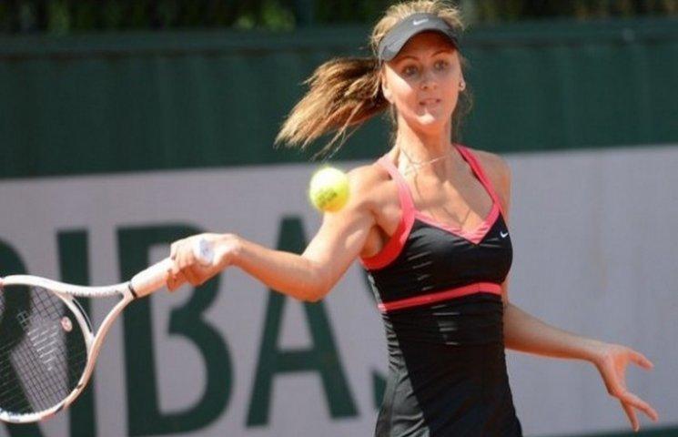 """Одеська тенісистка успішно стартувала на """"Ролан Гаррос"""""""