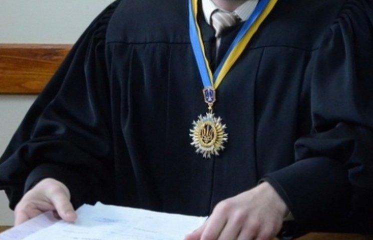 Жмеринський суддя подав у відставку