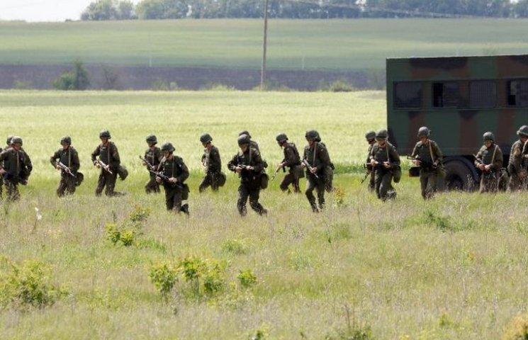 На Одещині військові провели навчання