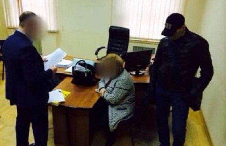 Керівниця університету перебуває під домашнім арештом, на все її майно також накладено арешт