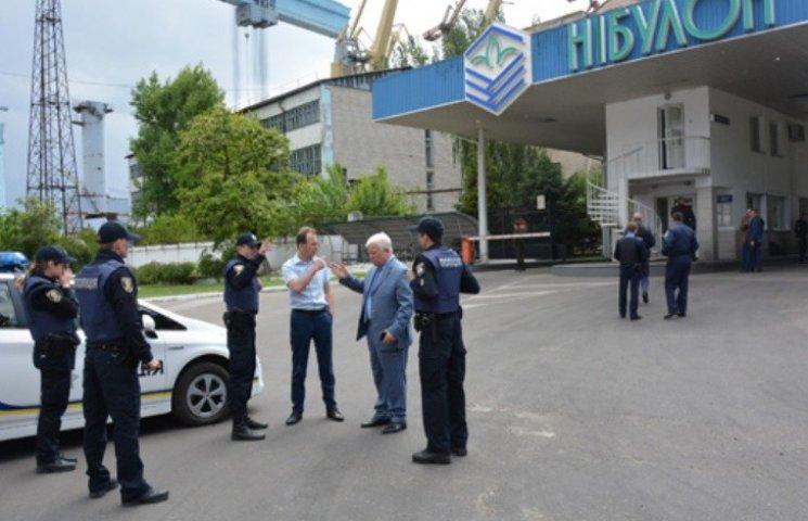 """В Николаеве неизвестные """"заминировали"""" предприятие миллионера Вадатурского"""