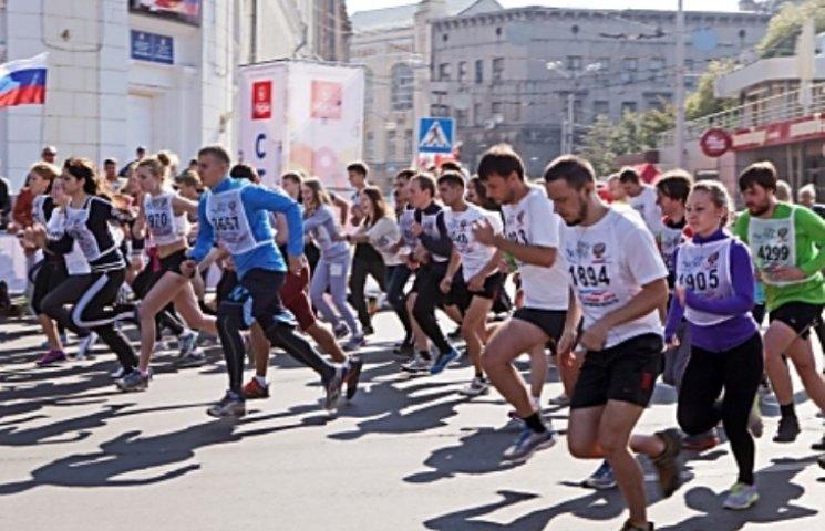 """У Миколаєві відбудеться спортивне Всеукраїнське свято """"Олімпійський день бігу"""""""