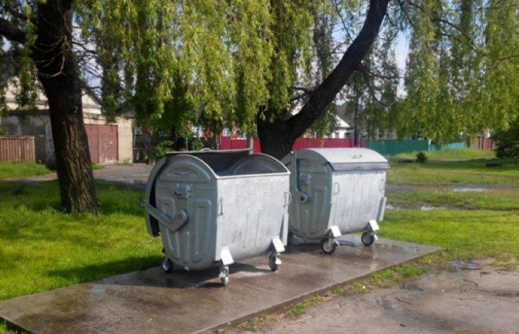 На Хмельниччині поліція розшукує смітник