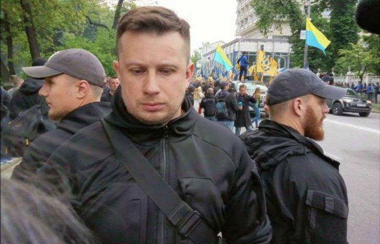 """""""Азовці"""" під Вагнера дісталися Ради (ФОТО)"""