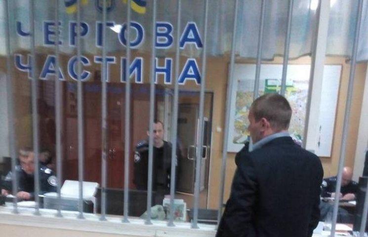 """Для вінницького судді День вишиванки закінчився адмінпротоколом за """"п"""